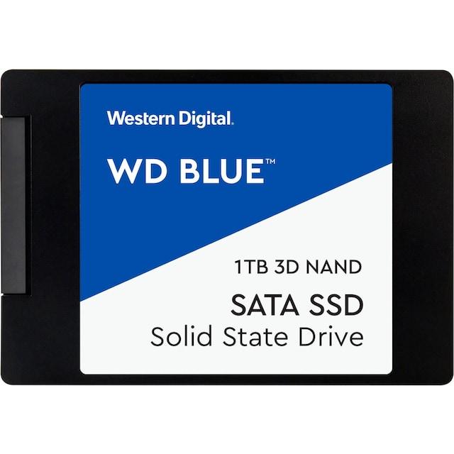 Western Digital »WD Blue 3D NAND SATA« SSD 2,5 ''