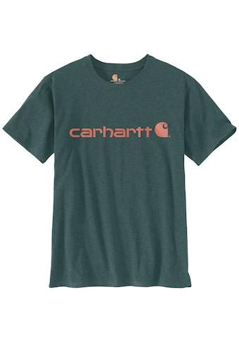 Carhartt T-Shirt »WORKWEAR CORE LOGO S/S T-SHIRT« kaufen