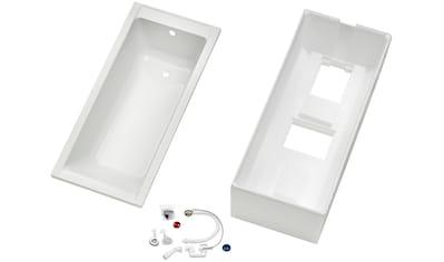 OTTOFOND Badewanne »Set Körpferformbadewanne«, 1700x700/400 mm kaufen