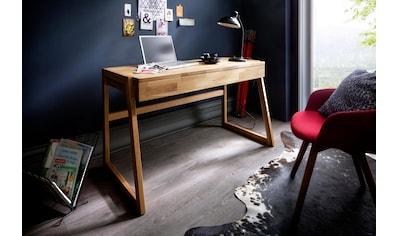 Home affaire Konsolentisch »Dura«, aus Massivholz, mit Soft-Close Funktion der Schubladen kaufen