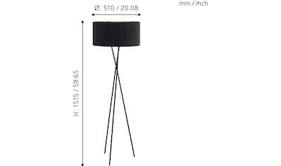 EGLO,Stehlampe»FONDACHELLI«, kaufen