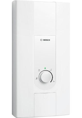 BOSCH Durchlauferhitzer »TR5000 21/24EB«, elektronisch kaufen