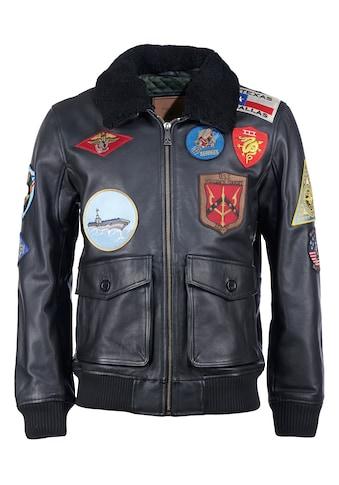 TOP GUN Military-Jacke »TG20201007«, Sportlicher Schnitt kaufen