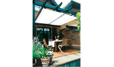 FLORACORD Sonnensegel »Innenbeschattung«, BxL: 420x140 cm, 1 Bahn kaufen
