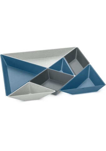 KOZIOL Tapas-Schale, perfekt für Tapas, Fingerfood Sushi kaufen