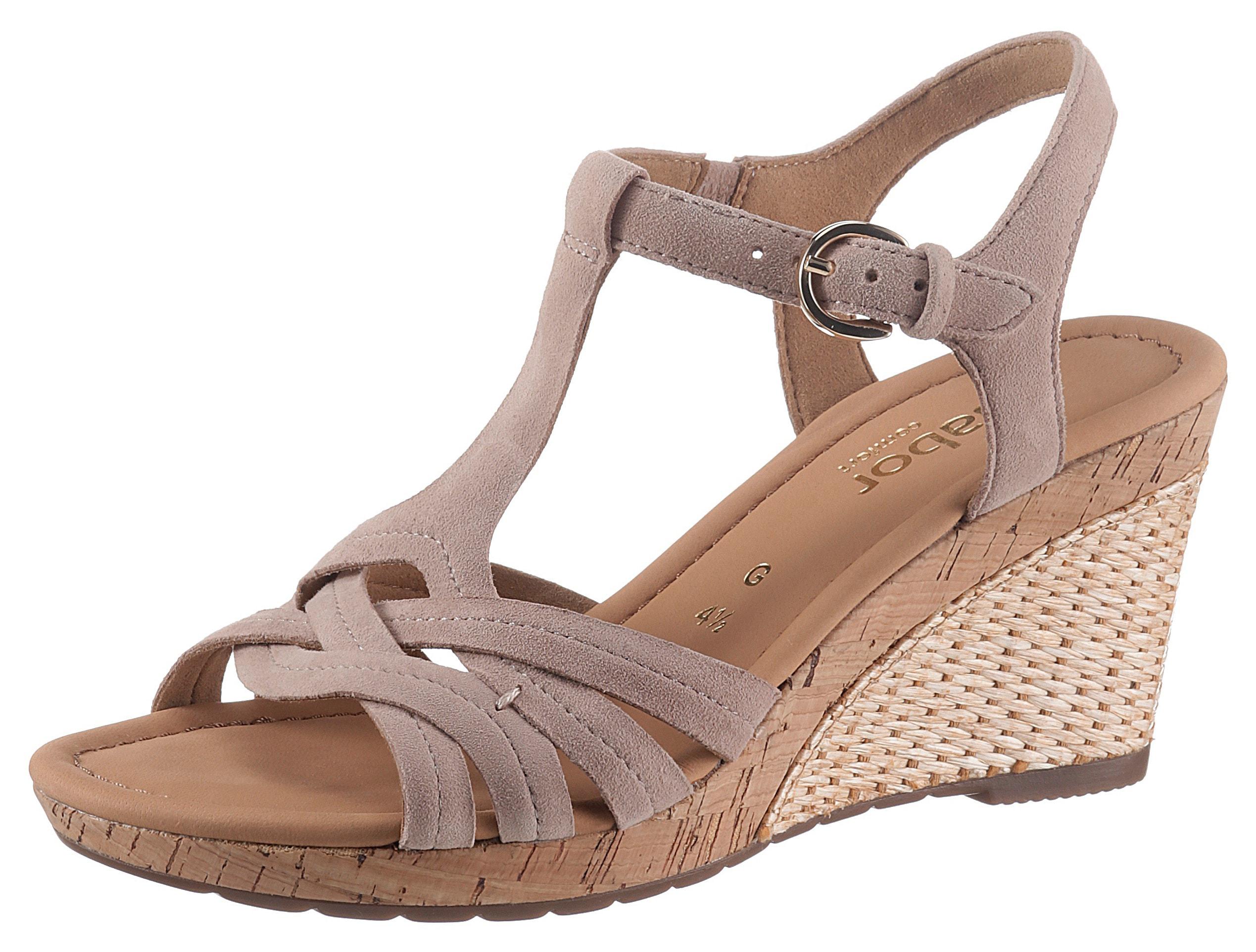 gabor -  Sandalette MILANO, in Weite G (=weit)