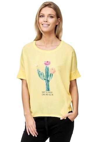 Decay T-Shirt, mit verspieltem Print kaufen