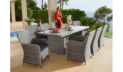 Terrassenmöbel Rattan Auf Rechnung Kaufen Baur
