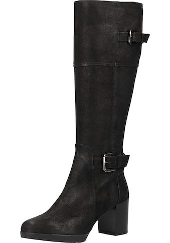 Geox Stiefel »Veloursleder« kaufen