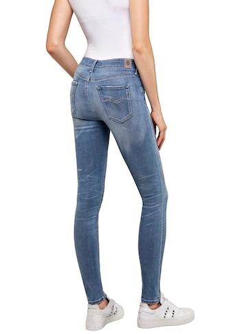 Replay Skinny - fit - Jeans »NEW LUZ BIO« kaufen