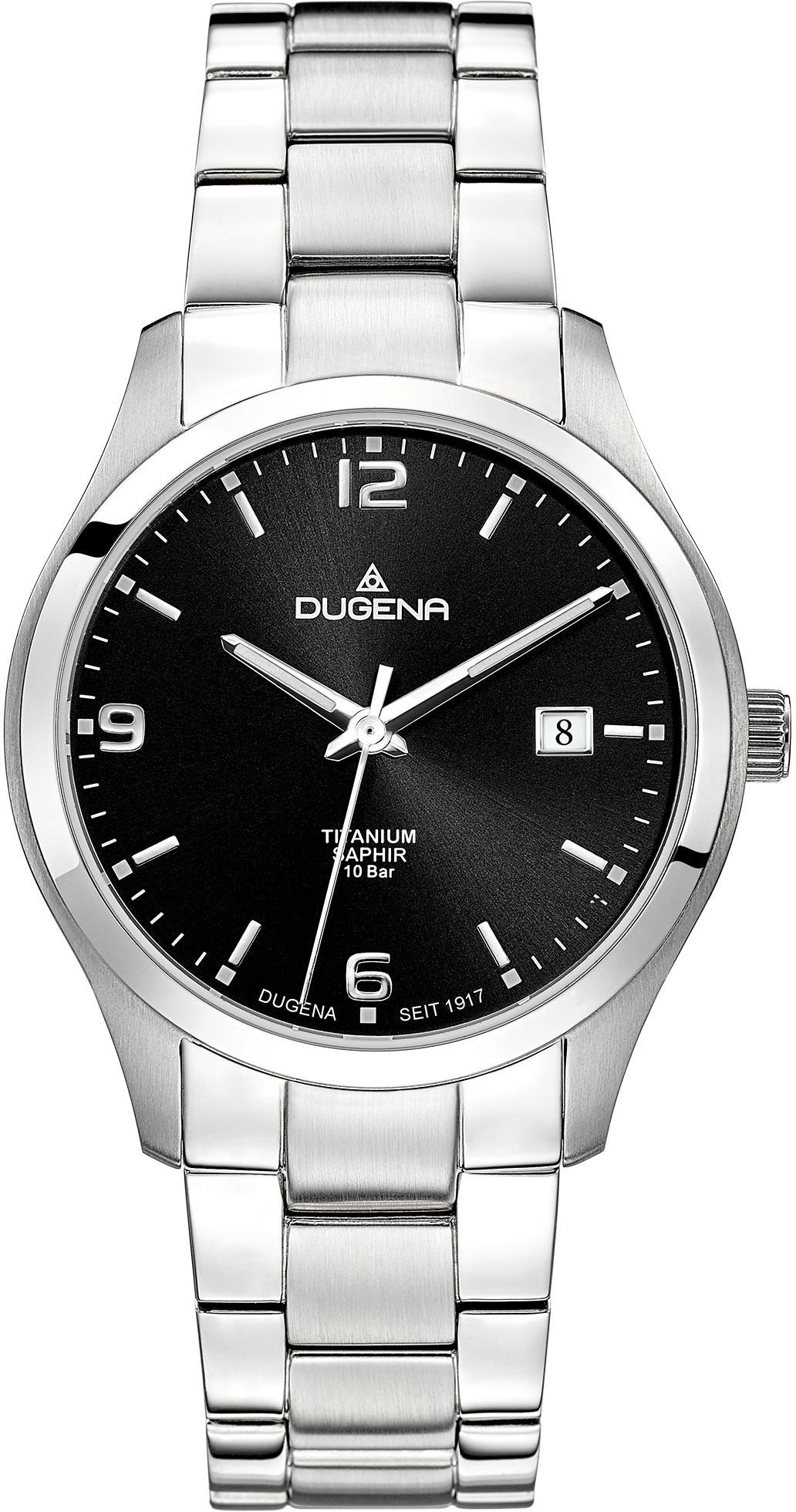 Dugena Titanuhr Tresor Titan, 4460697 | Uhren > Titanuhren | Dugena