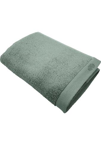framsohn frottier Handtücher »Botanic Deluxe«, (2 St.), Mit natürlich weicher, CO2... kaufen