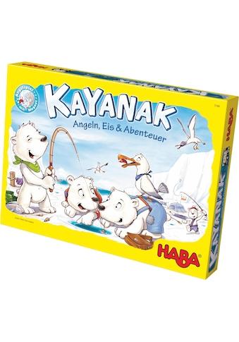 """Haba Spiel, """"Kayanak  -  Angeln, Eis und Abenteuer"""" kaufen"""