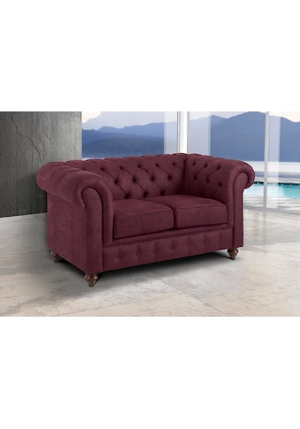 Premium collection by Home affaire 2 - Sitzer »Chesterfield« kaufen