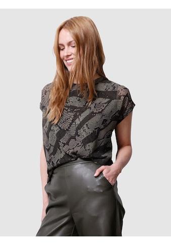 Laura Kent Shirtbluse, mit schönem Print kaufen