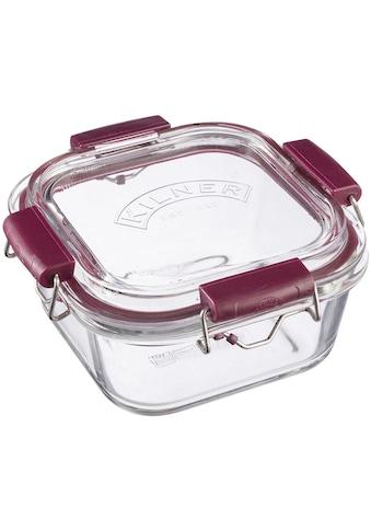 KILNER Frischhaltedose, (Set, 1 tlg.), mit auslaufsicherem Bügelverschluss,... kaufen