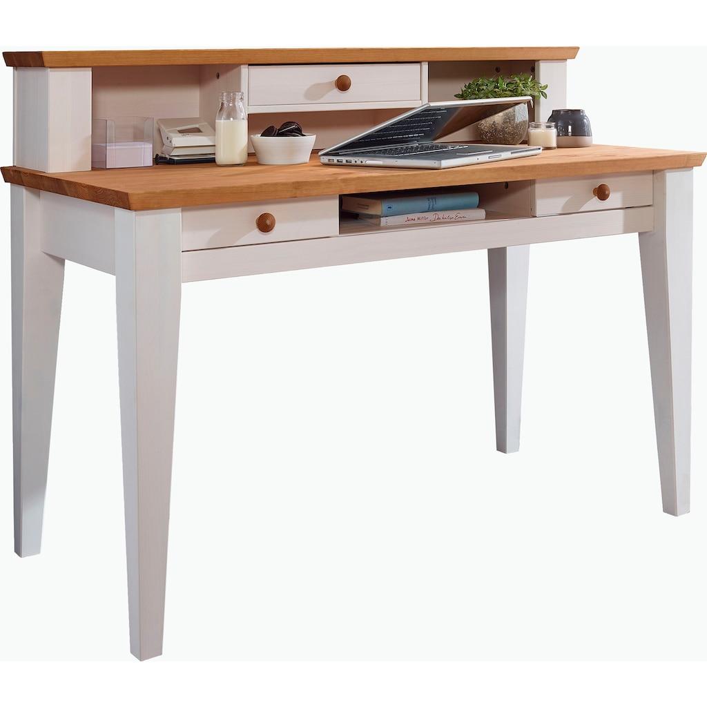 Premium collection by Home affaire Schreibtisch »Marissa«, Landhaus-Design pur