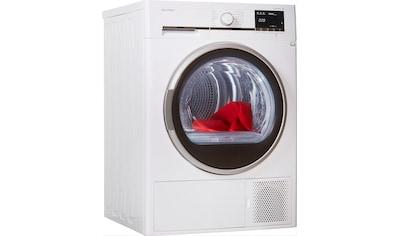 Sharp Wärmepumpentrockner »KD-GHB8S7GW2-DE« kaufen