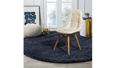 Home affaire Stuhl »Scandi«, mit einem schönen massivem Beingestell und einem... kaufen