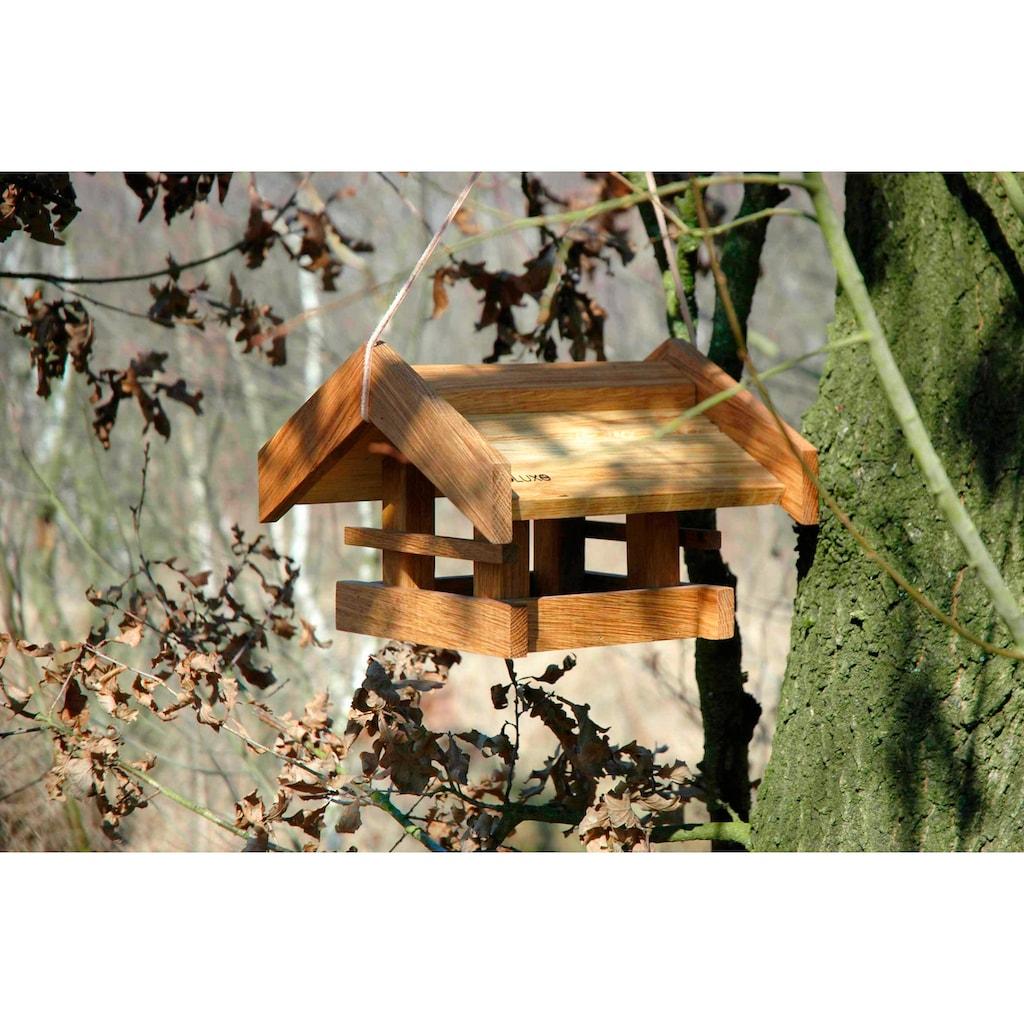 LUXUS-VOGELHAUS Vogelhaus »Basis«, BxTxH: 31x28x20 cm
