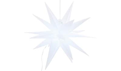 BONETTI LED Stern »3D Nordlicht«, 1 St., Farbwechsler-RGB, Ø 57 cm, mit... kaufen