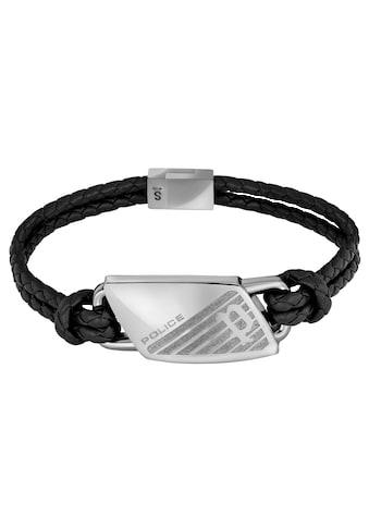 Police Armband »MATOBO, PJ26559BLS.01« kaufen
