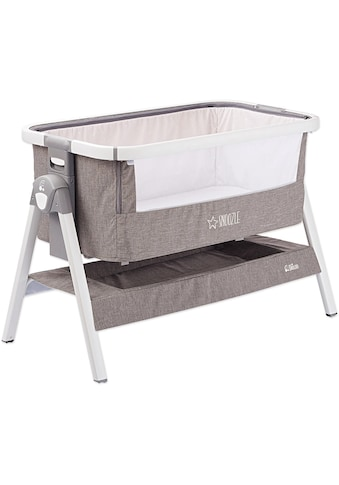 Gesslein Baby - Reisebett, »Babies Smiloo Snoozle, weiß/taupe« kaufen