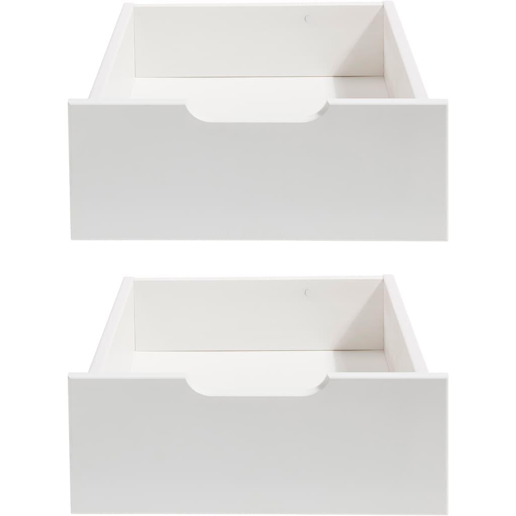 Hoppekids Schubkasten, Schubladen-Set (2-tlg.)