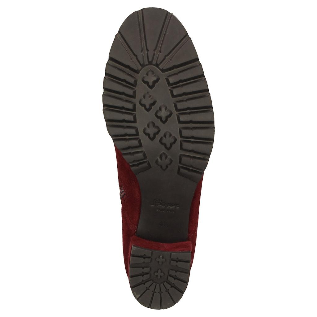 SIOUX Stiefelette »Nehemia-702-H«