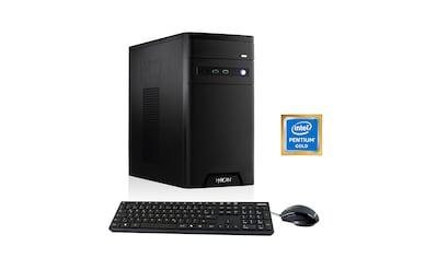 Hyrican Home - Office PC Pentium G5400 8GB 120GB 1TB »Home - Office 6341« kaufen