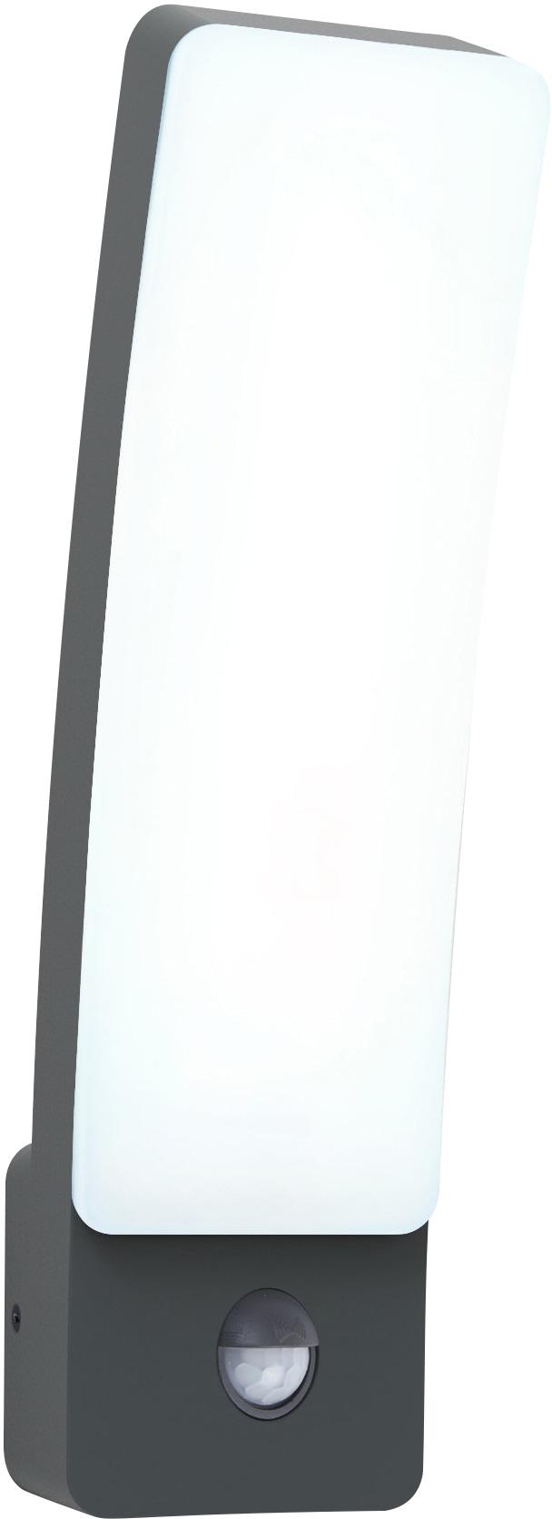 LUTEC LED Außen-Wandleuchte KIRA 5288903118, LED-Modul, 1 St., Neutralweiß