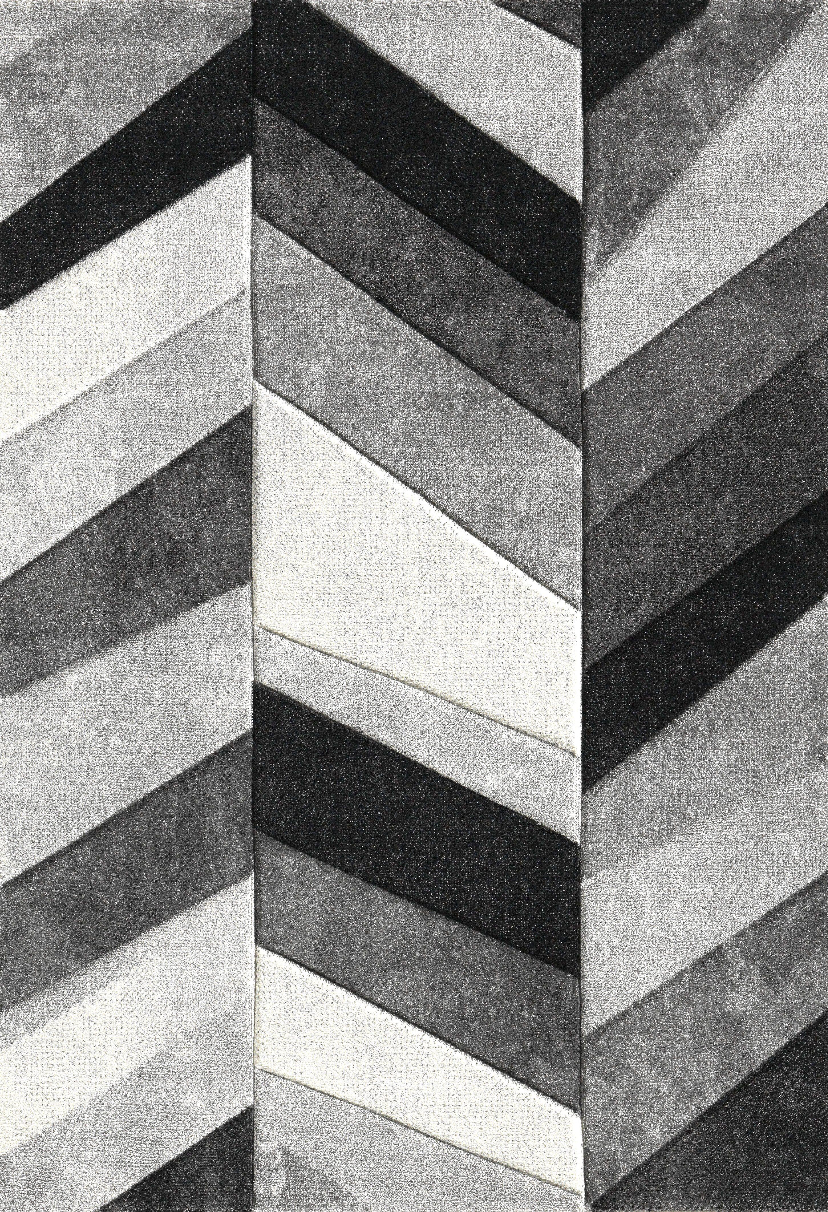 Teppich BELIS PARKETT merinos rechteckig Höhe 13 mm maschinell gewebt