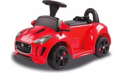 "Jamara Elektro - Kinderauto ""JAMARA KIDS Ride On Jaguar rot 6V"" kaufen"