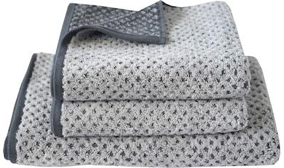 Handtuch Set, »Golden Shades Rhombus«, Dyckhoff kaufen