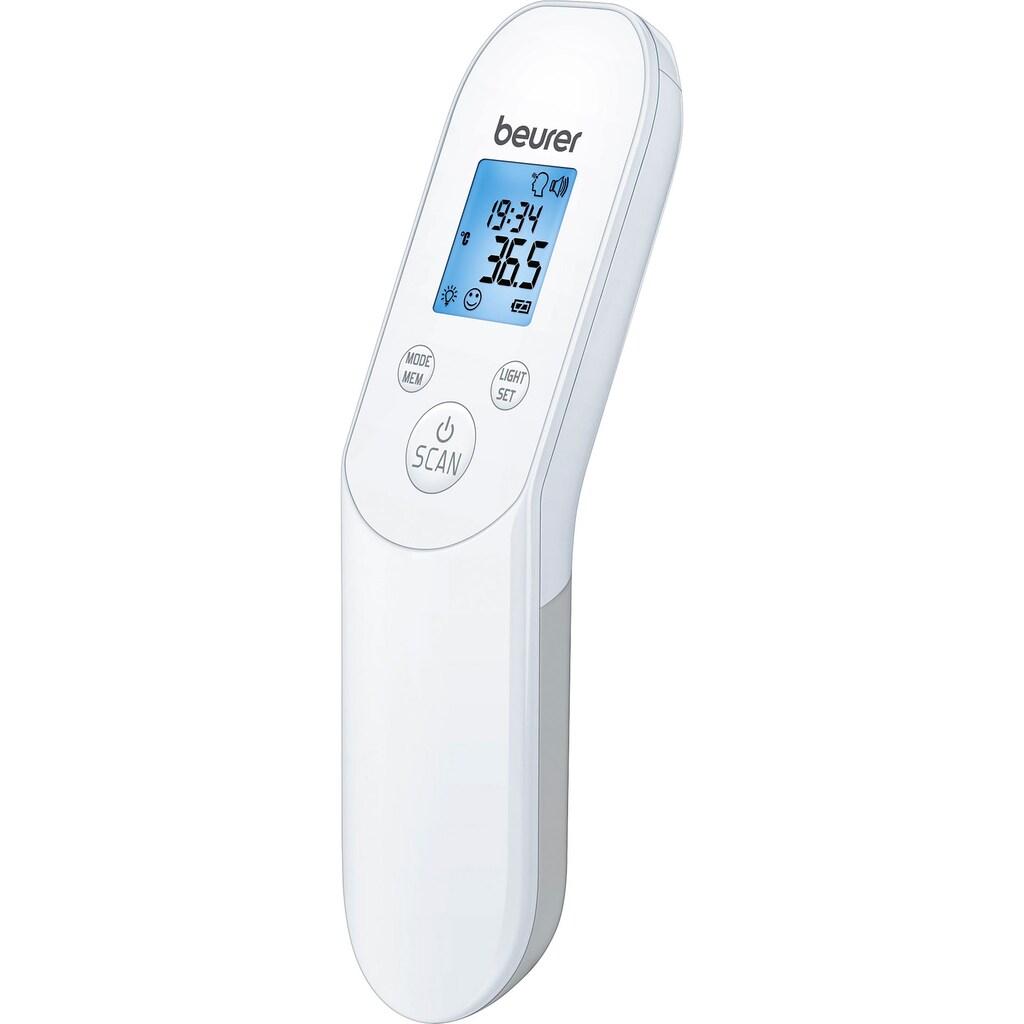 BEURER Infrarot-Fieberthermometer »FT 85«, Kontaktloses Thermometer
