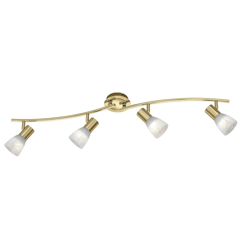 TRIO Leuchten LED Deckenstrahler »LEVISTO«, E14, LED Deckenleuchte, LED Deckenlampe