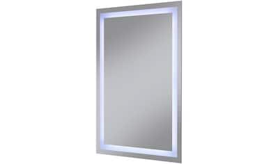 WELLTIME Badspiegel »Trento«, LED - Spiegel, 40 x 60 cm kaufen