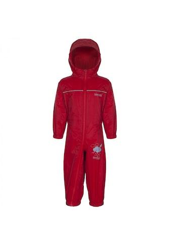 Regatta Regenjacke »Great Outdoors Kleinkinder Regenanzug Puddle IV« kaufen