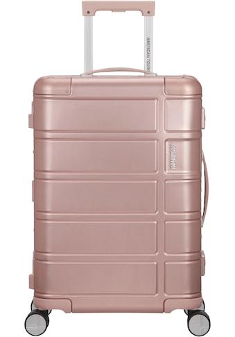 American Tourister® Hartschalen-Trolley »Alumo, 55 cm«, 4 Rollen kaufen