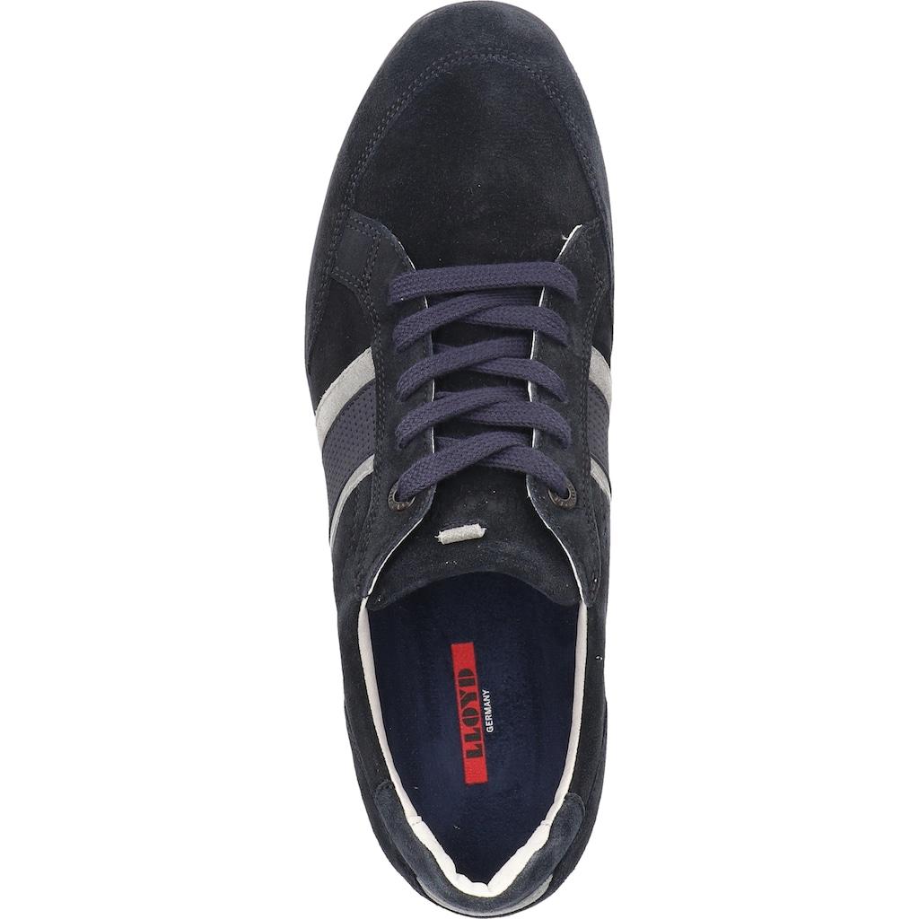 Lloyd Sneaker »Veloursleder«
