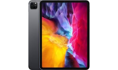 Apple »iPad Pro 11.0 (2020)  -  128 GB Cellular« Tablet (11'', 128 GB, iPadOS, 4G (LTE)) kaufen