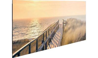 Reinders! Deco-Panel »Weg zum Meer« kaufen