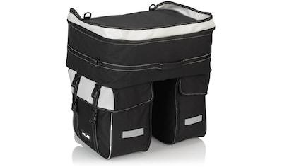 XLC Gepäckträgertasche »Dreifachpacktasche Traveller« kaufen