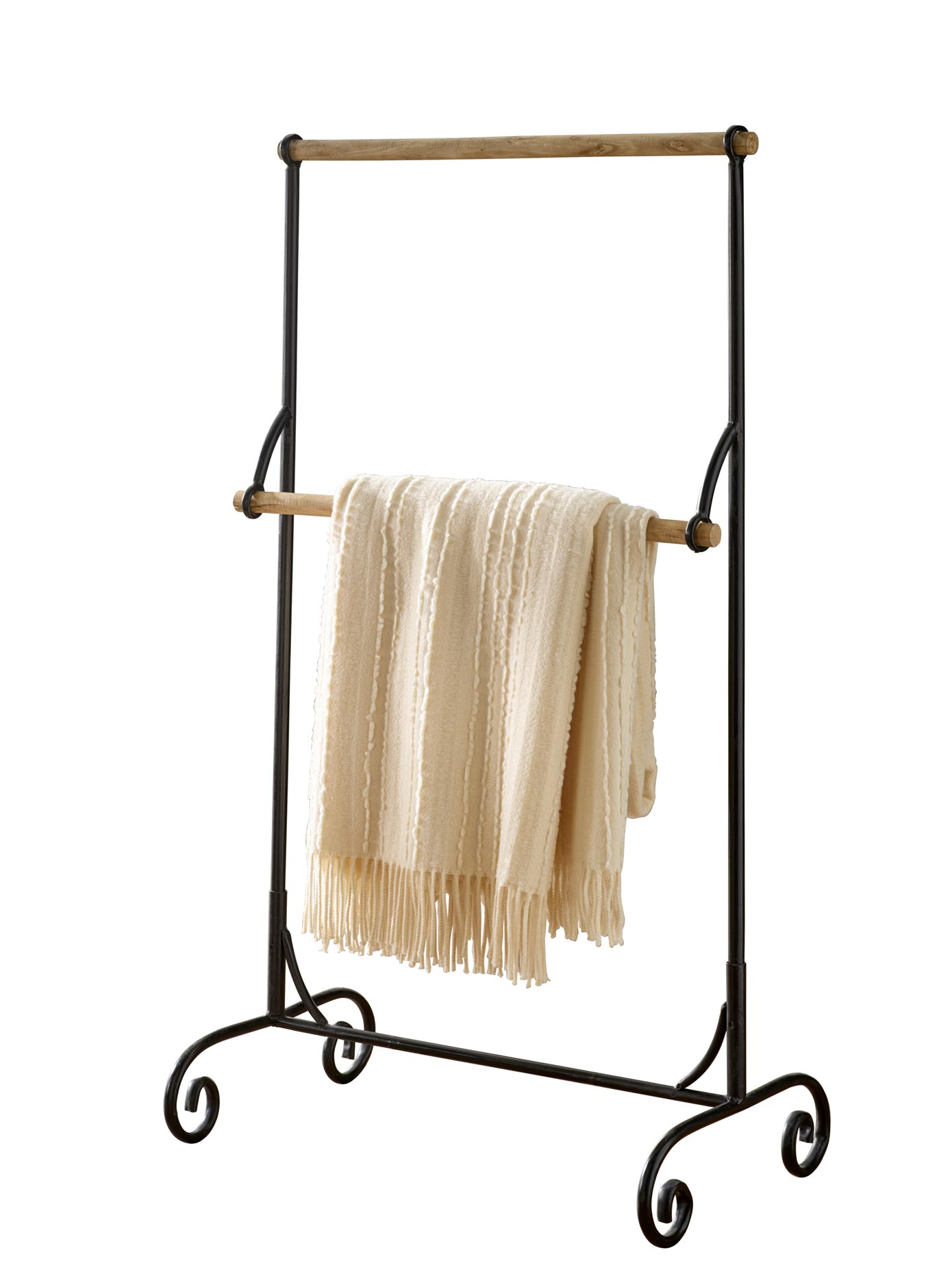 heine home Kleiderständer schwarz Kleideraufbewahrung Aufbewahrung Ordnung Wohnaccessoires