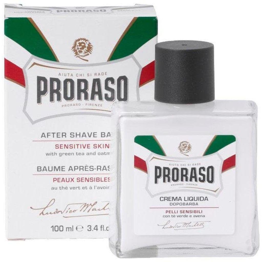 PRORASO After-Shave Balsam »White Sensitive«, schonend