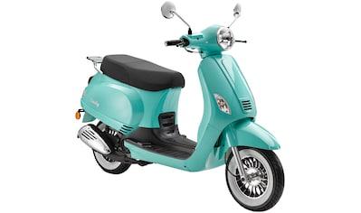 Luxxon Motorroller »Emily«, 49 cm³, 45 km/h, Euro 4, 2,9 PS kaufen
