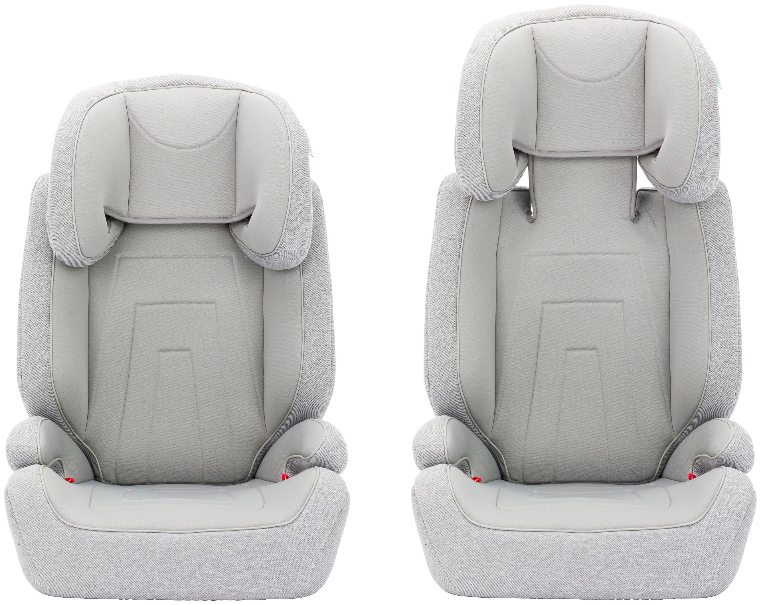 Fillikid Autokindersitz, Klasse II / III (15-36 kg), ab 3 Jahre, kg) grau Kinder Autokindersitze Autositze Zubehör Autokindersitz