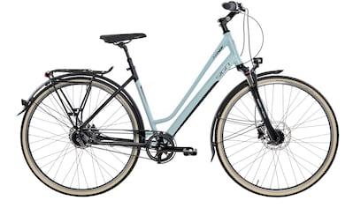 SIGN Trekkingrad, 7 Gang, Shimano, NEXUS SG-C3001-7D für Scheibenbremse Schaltwerk kaufen