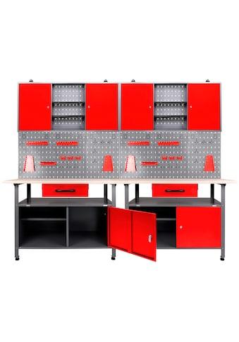 ONDIS24 Werkstatt-Set »Klaus«, 240 cm kaufen