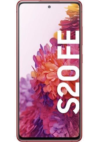 Samsung Galaxy S20 FE Smartphone (16,4 cm / 6,5 Zoll, 128 GB, 12 MP Kamera) kaufen
